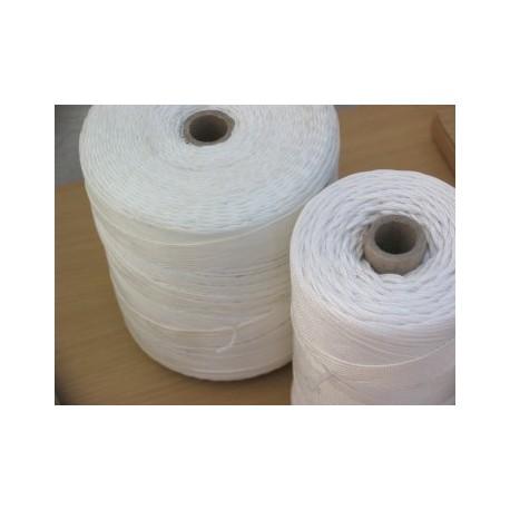 White Braided Nylon