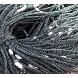 Cod & Conger - 200m x 6.0mm x 70 swivels