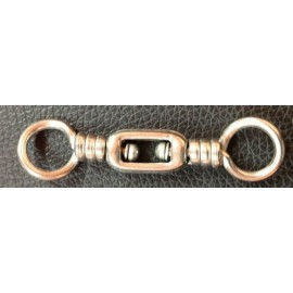 Box - swivel 60mm for rope 4-10mm pack of 10
