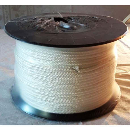 Braided polyester rope 7.0mm x 200m