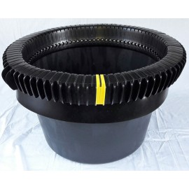 Japalangre Auto Basket 65 liter with 83 slots for fish under 10 kg