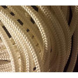 Corde polyester tressée 10mm x 10m pour ancre et bouée