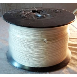Braided polyester rope 11.0mm x 120m