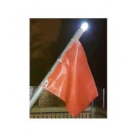 Flag for marker